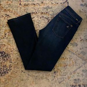 DL1961 Elodie Instasculpt Bootcut Jeans
